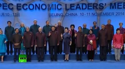 G20の席順